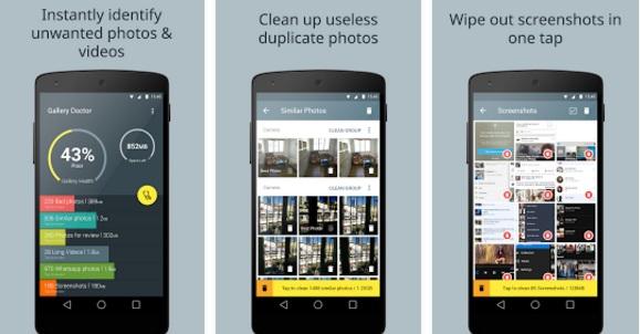 10 Aplikasi Pembersih dan Penghapus Duplikat File Foto Android Terbaik
