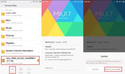 Cara Menaikan Versi Android