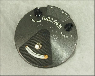 Dallas arbiter vintage fuzz face