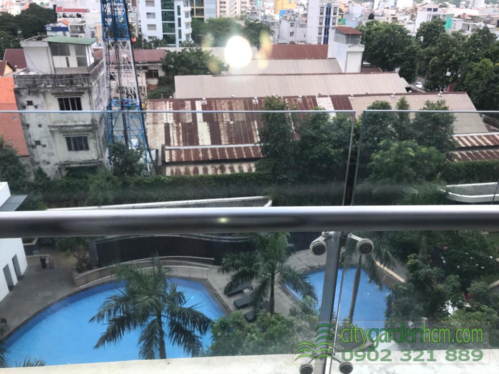 Cho thuê 1 phòng ngủ căn hộ City Gardenr Bình Thạnh - hình 6