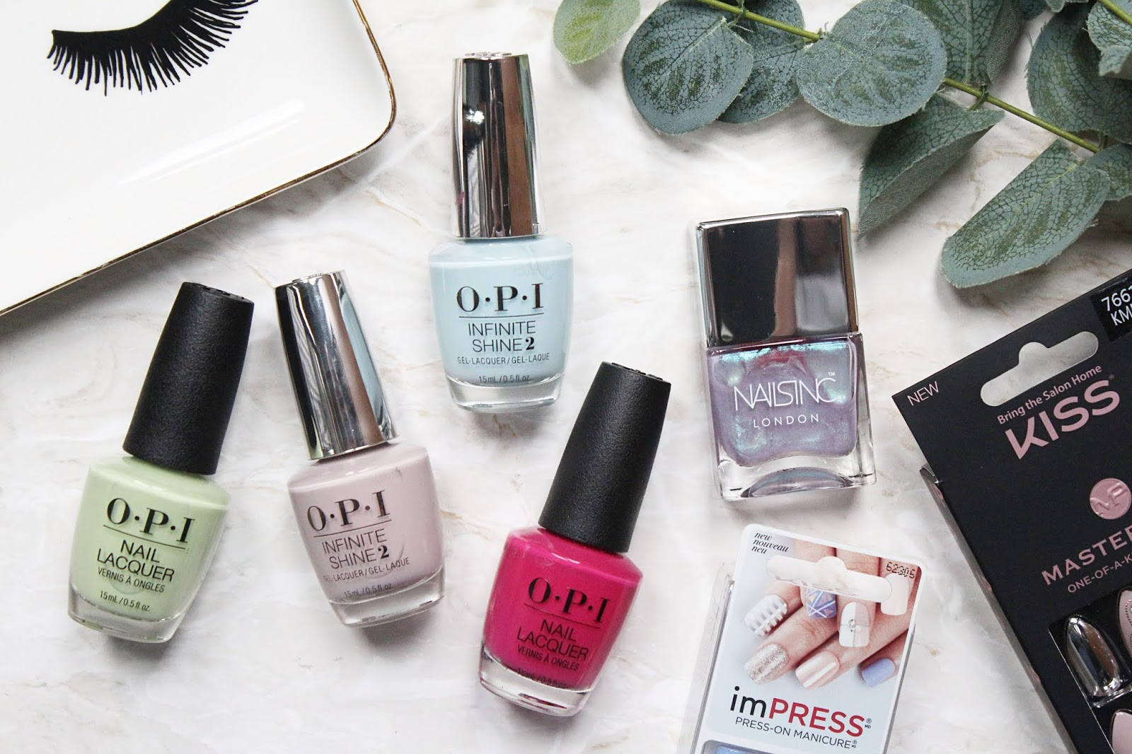 Nail Polish Picks for Spring 2019
