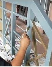 Cara Mengecat Kembali Pagar Besi Rumah Yang Sudah Berkarat 2