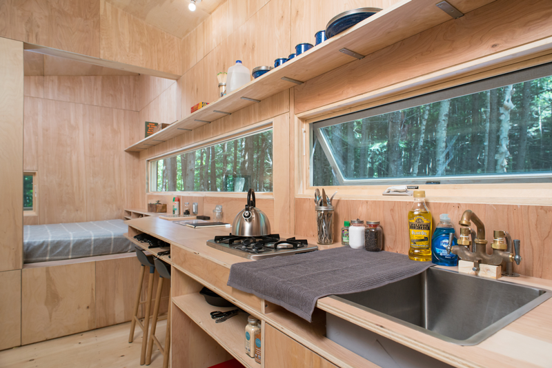 Lorraine From Getaway Homes 160 Sq Ft Tiny House Town