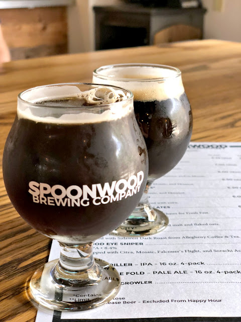 Located in front of what was once a bridge for the Montour Railroad in the Bethel Park neighborhood of Pittsburgh, Spoonwood Brewing Company has been brewing their signature craft beers in their 15 barrel brewhouse for over 3 years now.