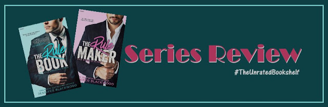 [Review] THE RULE BREAKERS SERIES by Jennifer Blackwood @Jen_Blackwood #UBReview #Excerpt