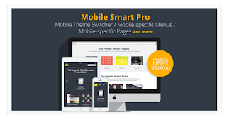 Download Mobile Smart Pro – mobile switcher, mobile-specific content, menus, and more