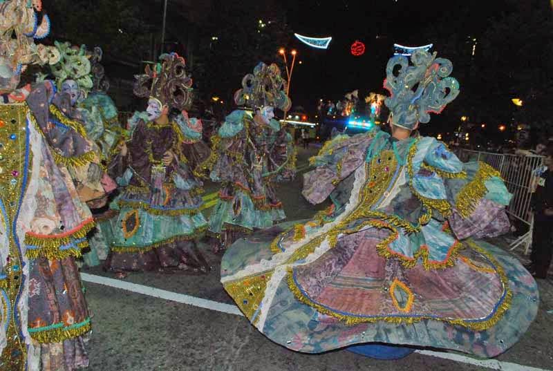 Desfile Inaugural del Carnaval. 2015. Don Timoteo.