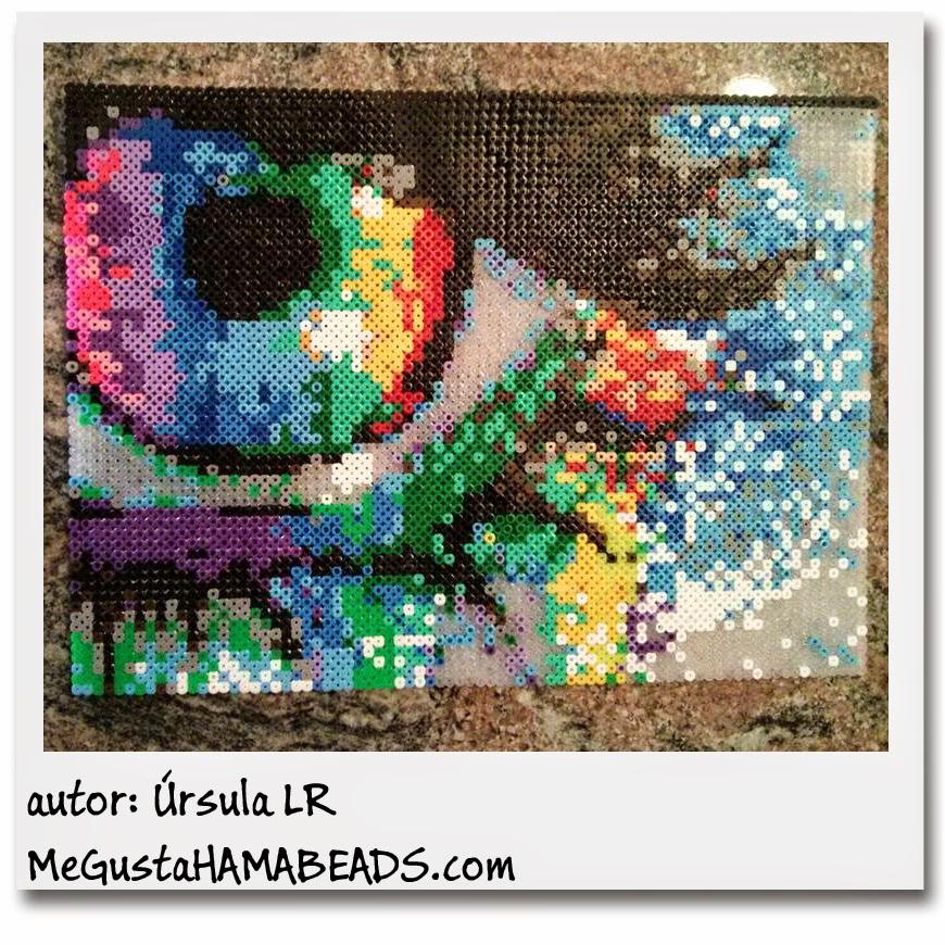 megustahamabeads com  vuestras creaciones hama beads parte 5