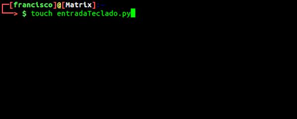 Criar script
