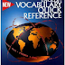 English Vocabulary Quick Reference Book PDF Free Download - A Comprehensive Dictionary Arranged by Word Roots by Roger S. Crutchfield