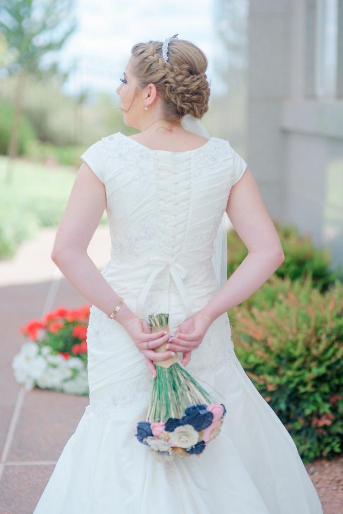 Lds Wedding Gown 29 Fresh Snowflake LDS Temple Wedding