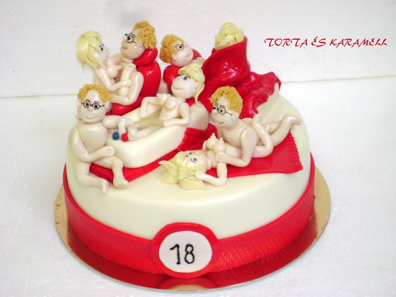 18 születésnapi torták Napkorong 18 születésnapi torták