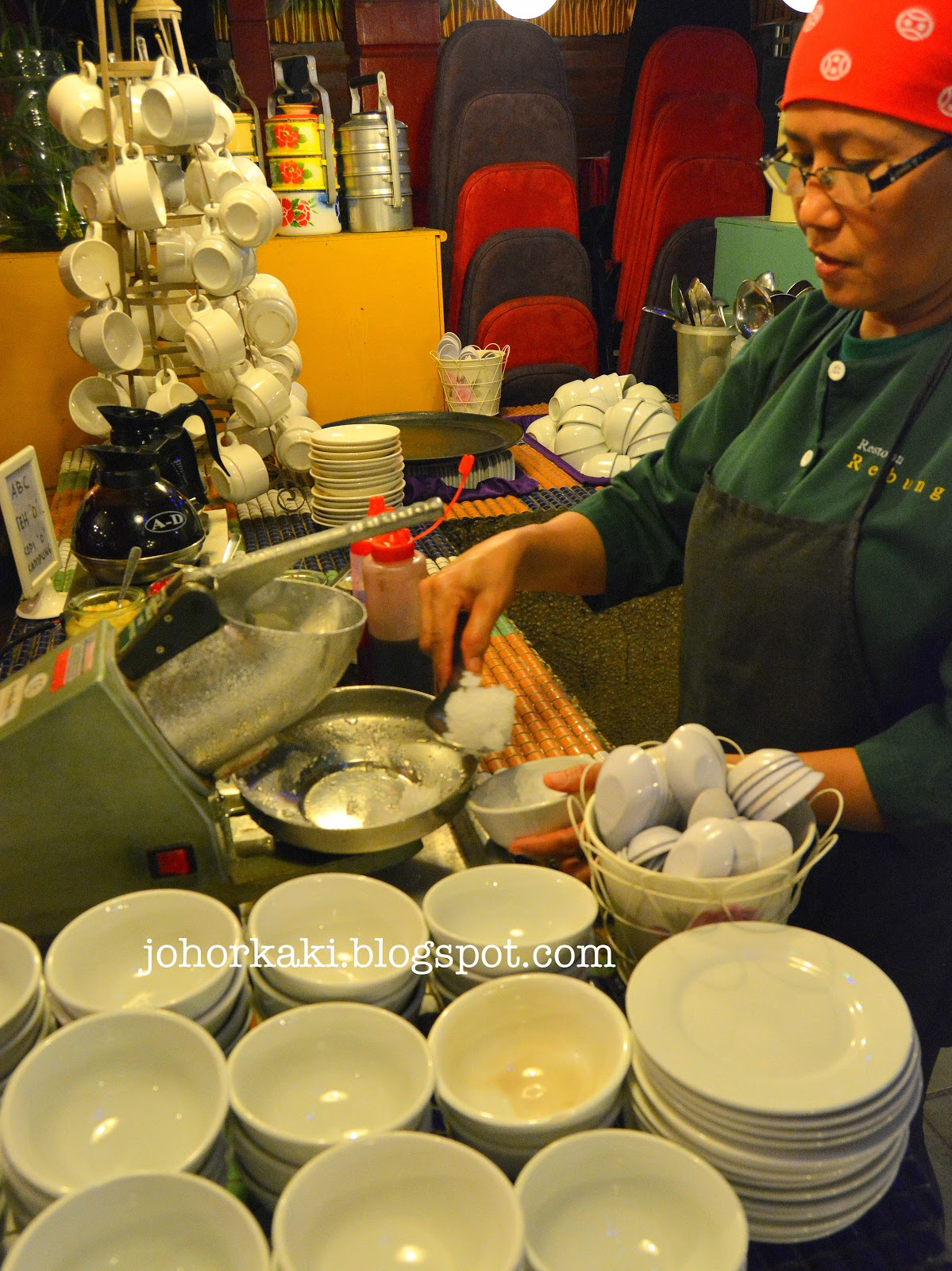 Restoran Rebung By Dato Chef Ismail In Bangsar Kuala Lumpur Malaysia Jk1139 Johor Kaki Travels For Food