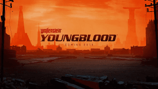 Wolfenstein: Youngblood Cover Wallpaper
