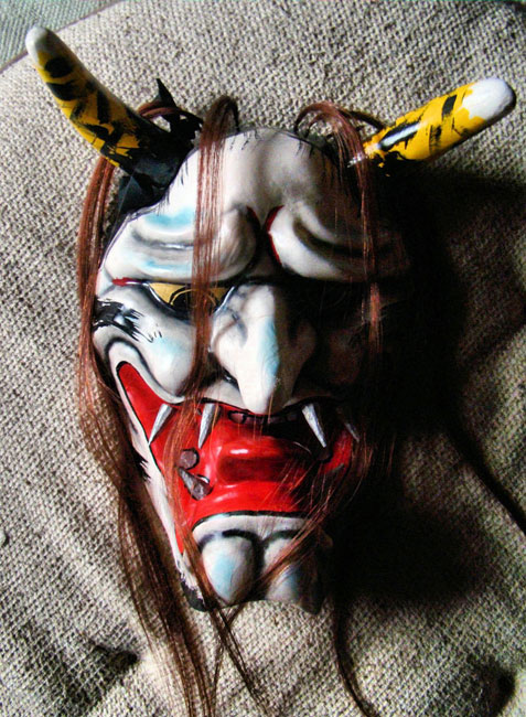 New Hand Made Japanese masks