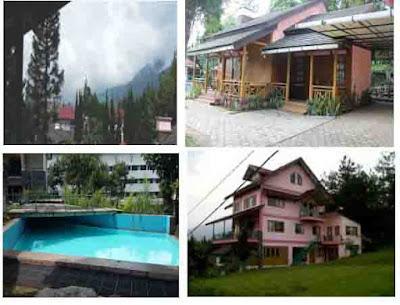 Sewa Penginapan Villa Murah Di Bandung - Villa Istana Bunga