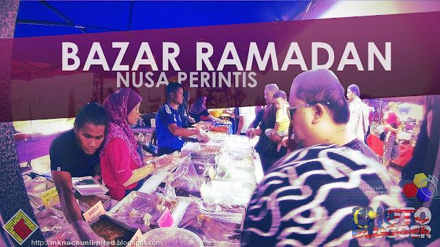Yok Jalan : Bazar Ramadan Nusa Perintis