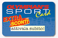 OLYMPIANS SPORT CARD