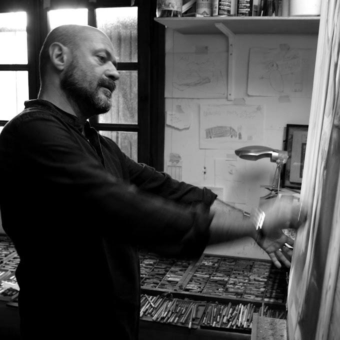 الفنان الإسباني فيسنتي روميرو