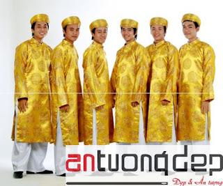 bán cho thuê áo dài nam