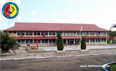 Daftar Jurusan dan Program Studi POLIBAN Politeknik Negeri Banjarmasin