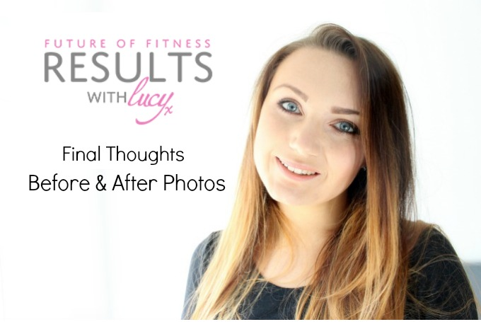 Results With Lucy Review Progress photos