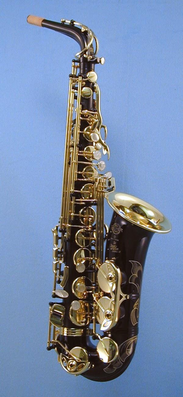 The Saxophone Corner: December 2014