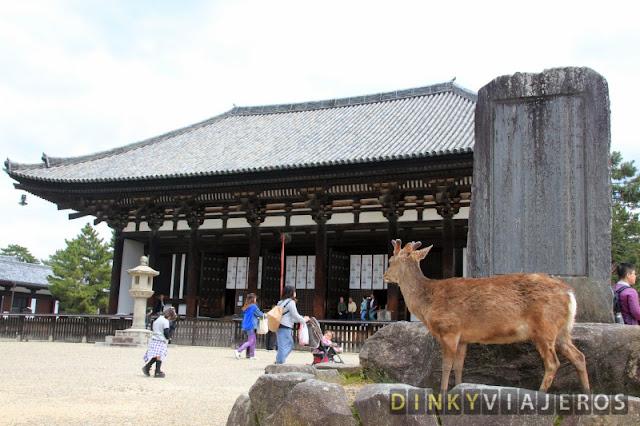 Templo Kōfuku-ji de Nara