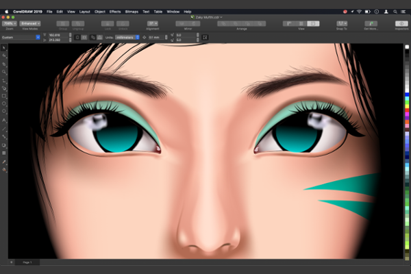 CorelDRAW Graphics Suite 2019 launches for Mac and Windows