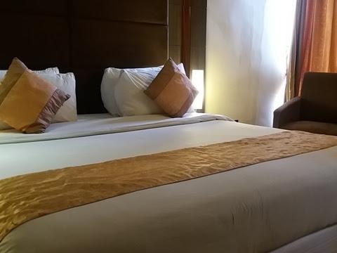 Hotel Grand Tjokro Jakarta, Hotel Bernuansa Jawa
