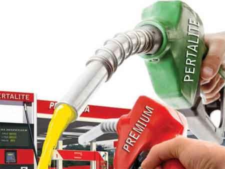 spesifikasi bahan bakar Pertalite