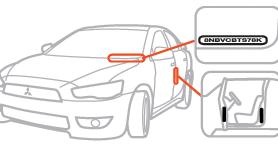 NIV Numero de Identificacion Vehicular VIN que es