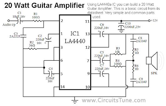 useful circuits to build