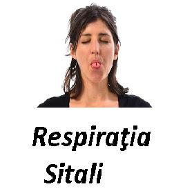 Respiraţia Sitali