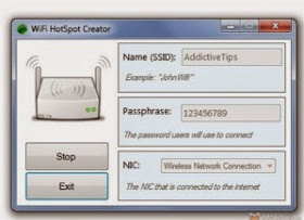 All Softwer For Free: Wifi Hotspot Creator 2 0 Download Full