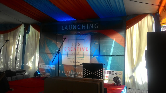 Coworking di Lampung E'ls Creative Hub di E'ls Coffe