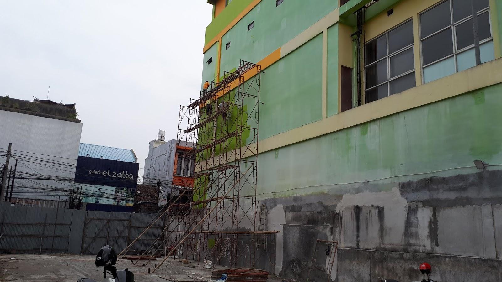 Jasa Tukang Cat Rumah Gedung Dan Kantor Di Jogjakarta