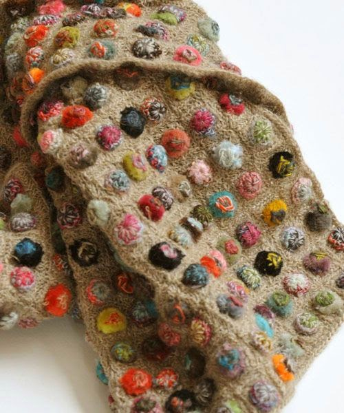 Crochet Patterns Like Sophie Digard : Little Treasures: The amazing crochet of Sophie Digard