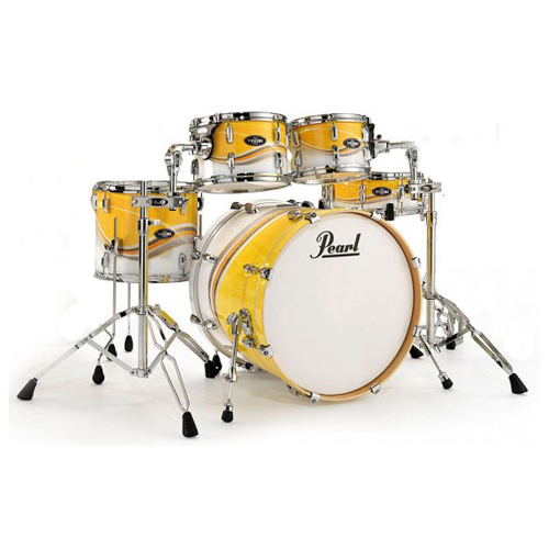 Trống Pearl Vison Birch Artisian 825 Grey Yellow