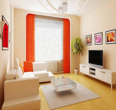 Model Foto Desain Interior Ruang Keluarga Minimalis