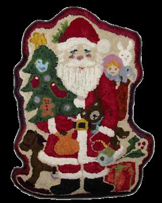 Santa Claus by Mayumi Takahashi