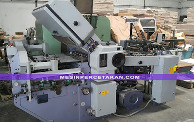 STAHL K66 Folding Machine