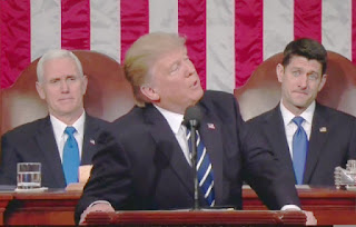 Trump first State of Union