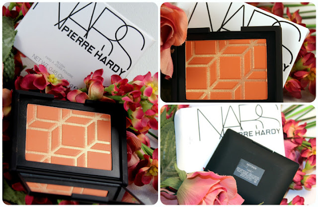 Nars Pierre Hardy Blush in Rotonde