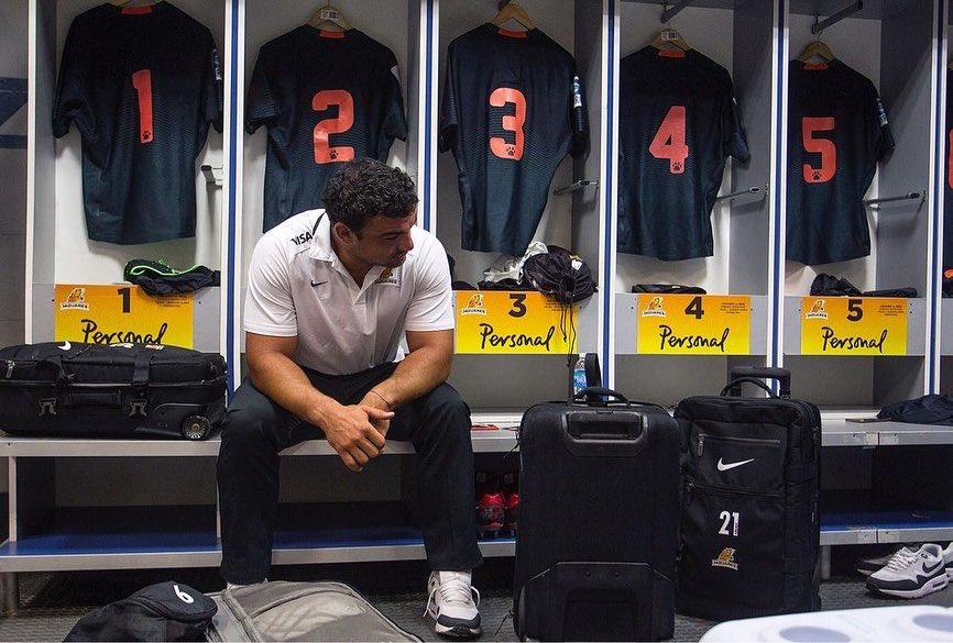 Agustín Creevy se despide de Jaguares para jugar en Inglaterra