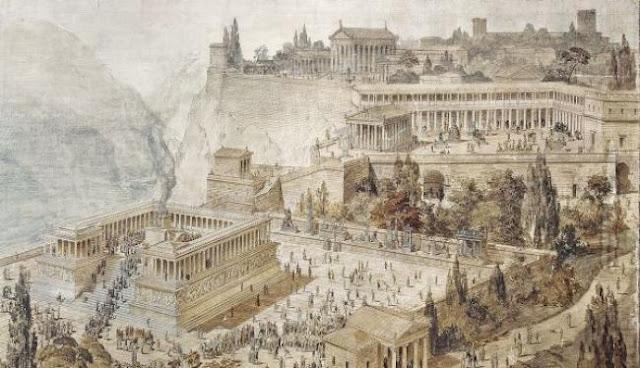 Απίστευτο: Δείτε τι πήραν οι Γερμανοί από την αρχαία Ελληνική Πέργαμο και το εκθέτουν στο Βερολίνο