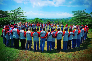 Outbound Training di Puncak Bogor