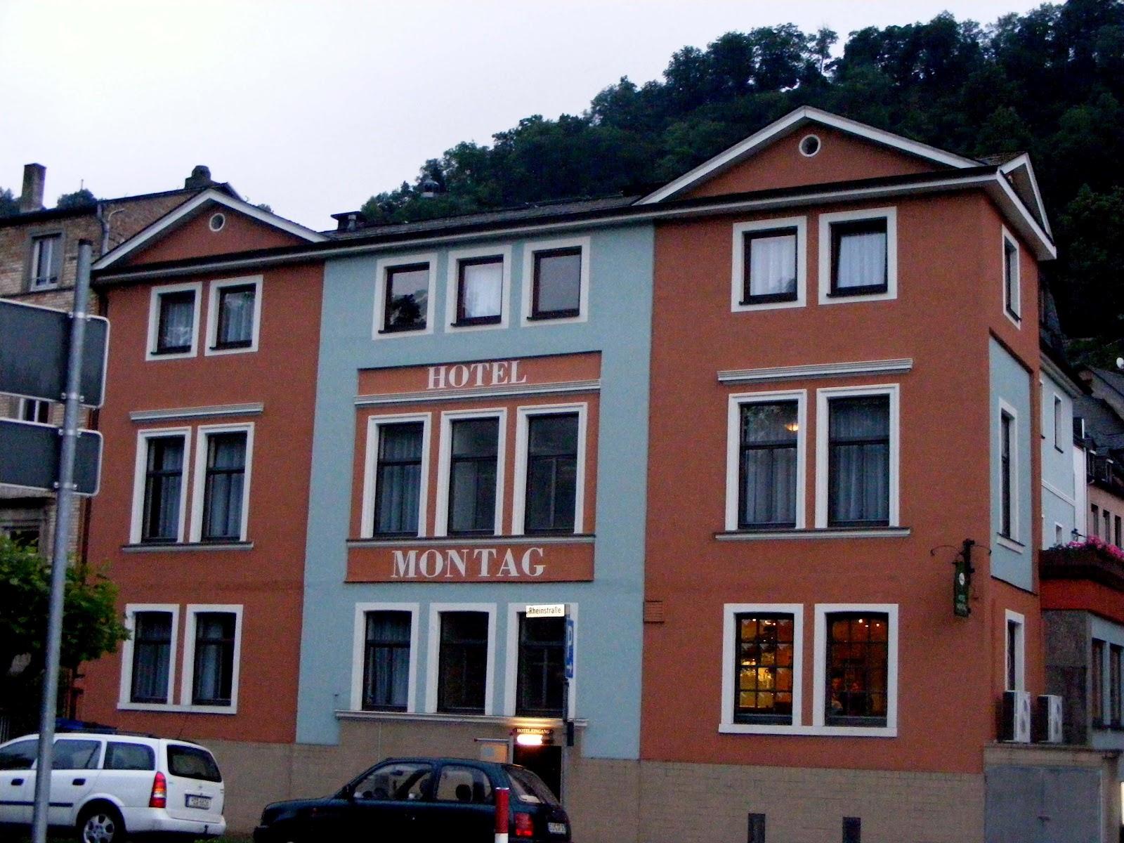 Hotel Am Markt St Goar