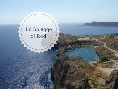 le più belle spiagge di rodi: st. paul bay