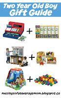 two year old boy gift ideas